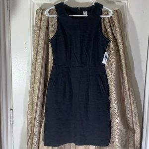 NWT Old Navy - Navy Dress With Pockets - Size XS